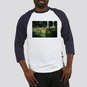 Deep in the Forest Baseball Jersey