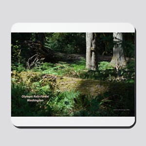 Deep in the Forest Mousepad