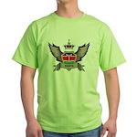 Kenya Emblem Green T-Shirt