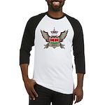 Kenya Emblem Baseball Jersey