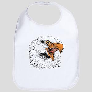 Eagle Head Bib