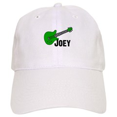 Guitar - Joey Baseball Cap