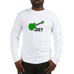 Guitar - Joey Long Sleeve T-Shirt