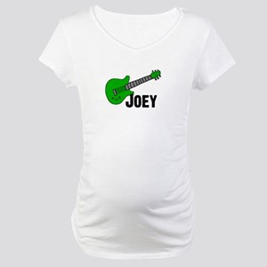 Guitar - Joey Maternity T-Shirt