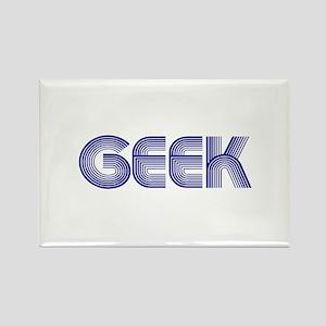 Geek Rectangle Magnet