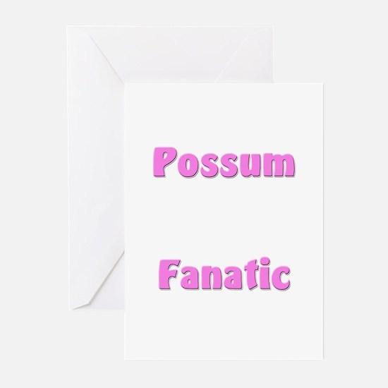 Possum Fanatic Greeting Cards (Pk of 10)