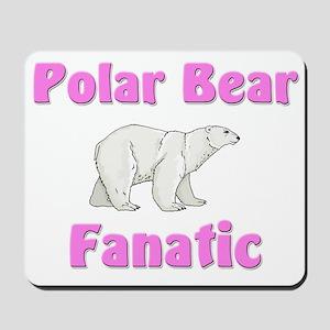 Polar Bear Fanatic Mousepad