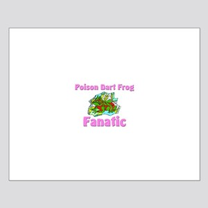 Poison Dart Frog Fanatic Small Poster