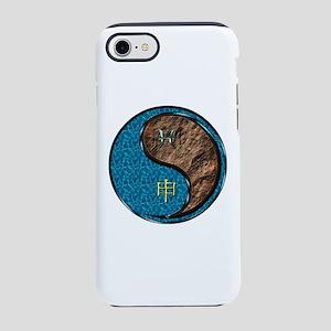 Pisces & Earth Monkey iPhone 8/7 Tough Case
