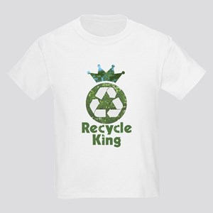 Recycle King Kids Light T-Shirt