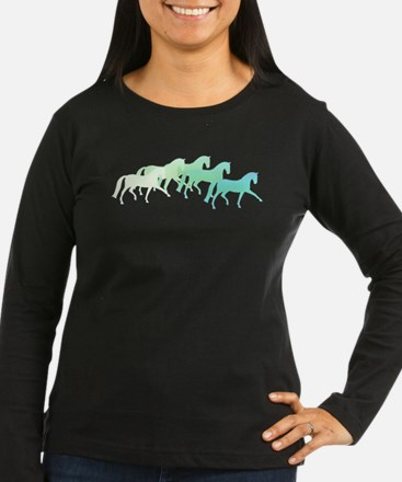 Extended Trot Greens T-Shirt