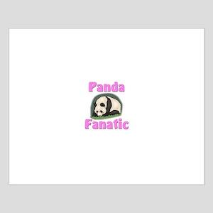 Panda Fanatic Small Poster