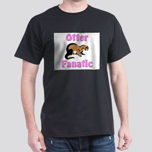 Otter Fanatic Dark T-Shirt