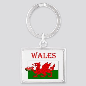 Wales Rugby Keychains