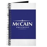 """John McCain 2008"" Journal"