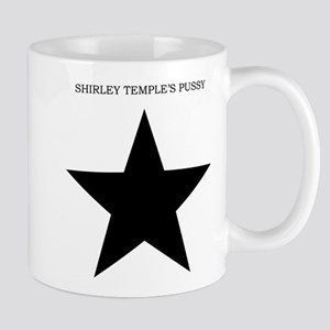 Shirley Temple's Pussy Mug