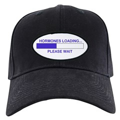 HORMONES LOADING... Baseball Hat