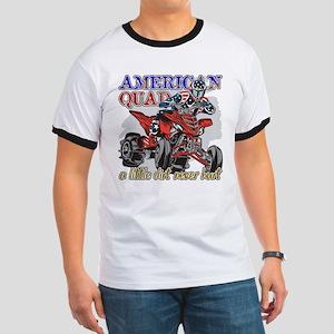 American Quad Ringer T