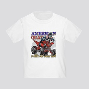 American Quad Toddler T-Shirt