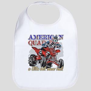 American Quad Bib