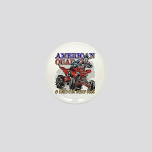 American Quad Mini Button