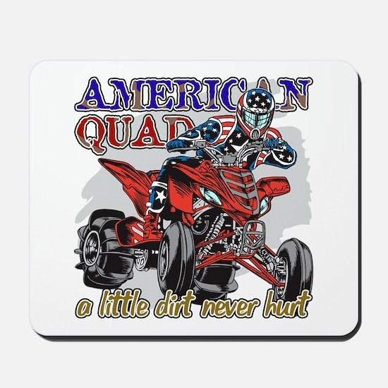 American Quad Mousepad