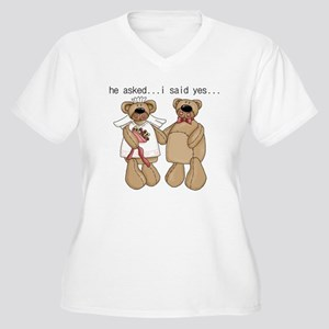 702a3d9544c4f Future Mrs Brown Women s Plus Size T-Shirts - CafePress