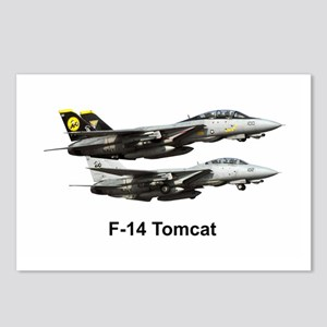 USN F-15 Tomcat Postcards (Package of 8)