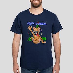 Hyena Party Animal Dark T-Shirt