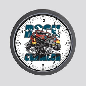 Rock Crawler 4x4 Wall Clock