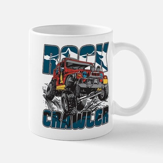Rock Crawler 4x4 Mug