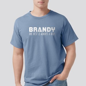 Brandy The Rest Is Always A Blur T-Shirt