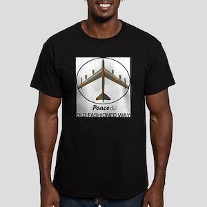B-52 Stratofortress Peace the Old Fa T-Shirt