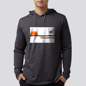 destinblkplm Long Sleeve T-Shirt