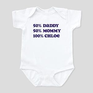 100 Percent Chloe Infant Bodysuit