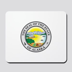 ALASKA-SEAL Mousepad