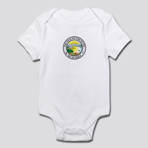 ALASKA-SEAL Infant Bodysuit