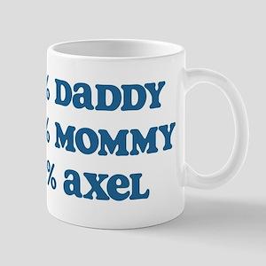 100 Percent Axel Mug