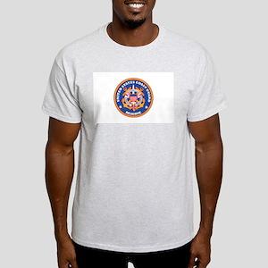 COASTGUARD-RESERVE-SEAL Light T-Shirt