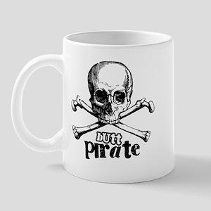 Butt pirate Mug