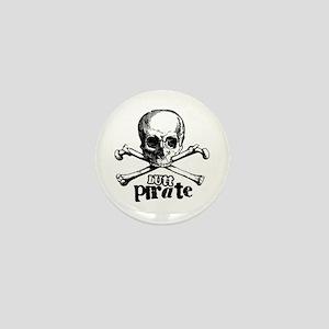 Butt pirate Mini Button