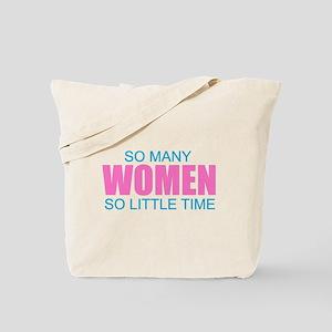So Many Women Tote Bag