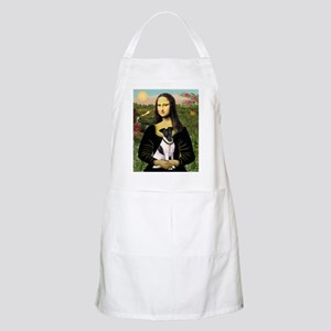 Mona and Fox Terrier BBQ Apron