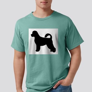 portugese water dog silhouette T-Shirt