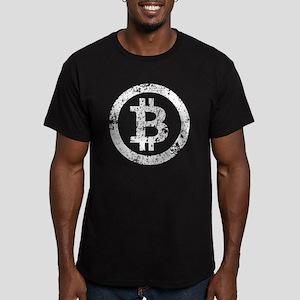 Bitcoin Symbol Vintage #4 T-Shirt