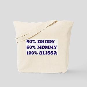 100 Percent Alissa Tote Bag