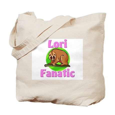 Lori Fanatic Tote Bag