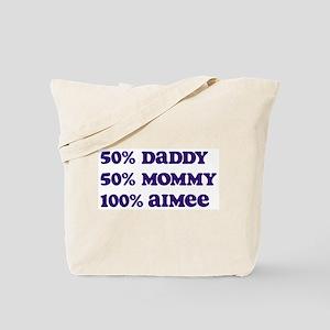 100 Percent Aimee Tote Bag