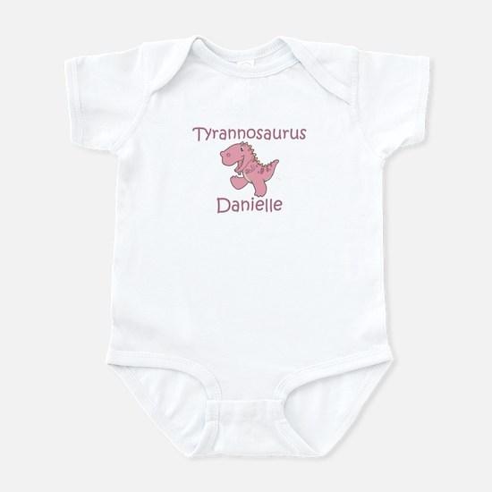 Tyrannosaurus Danielle Infant Bodysuit
