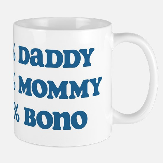 100 Percent Bono Mug